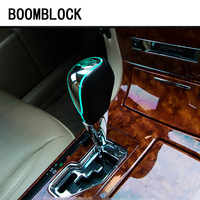 Touch Activated Changeable Light Car Gear Shift Knob For Mitsubishi Lancer 10 9 ASX Outlander Pajero Nissan Qashqai Accessories