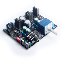 NE5534 * 2 TPA6120A audio Headphone Amp Board ALPS Tone Tuning Deluxe Edition