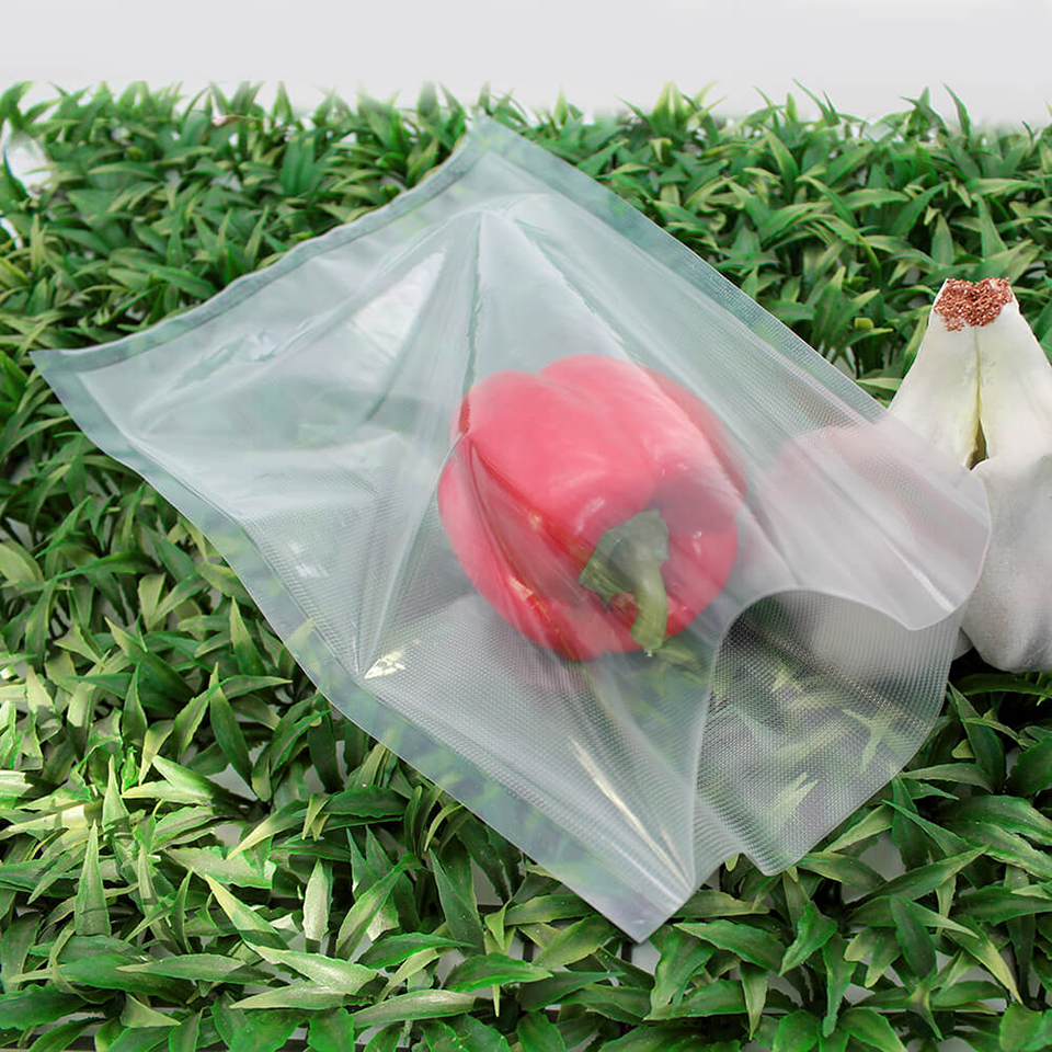 LAIMENG Vacuum Bags for Vacuum Sealer Food Storage Film Vacuum Seal Bags 100/lot Kitchen Appliance Sous Vide Packing Bags P106
