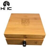 ボックス 1 ハイファイオーディオ GND アンプデコーダスピーカーオーディオ接地ボックスチューニングボックス電源清浄機電子ブラックホール地面ボックス