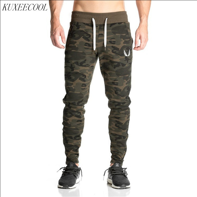 In 2018, mens health and camouflage pants, high quality pants, clothing for the brand, autumn sweat pants.