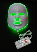 Big Sale 7 Colors LED Photon Facial Mask Skin Rejuvenation Light Therapy Reduces Wrinkles For shrink