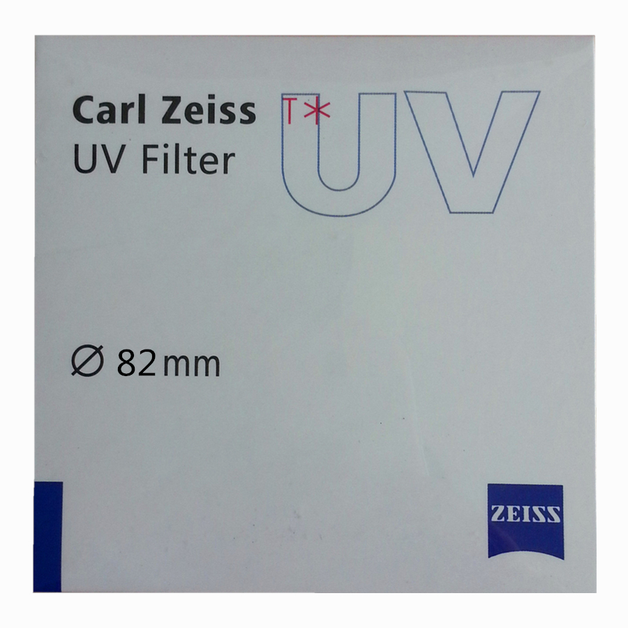 Carl Zeiss T* UV Filter 82mm Ultra Thin Professional HD MC UV Anti-reflective Multi-coating For Digital Camera Lens Protector carl zeiss 10x25 t conquest compact бинокль