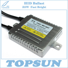 Free Shipping ! FASTER THAN OEM BALLAST, HOT F3 FAST BRIGHT AC 35W DIGITAL HID XENON BALLAST, BRIGHT IN ONE SECOND