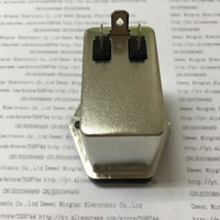 2ชิ้น/ล็อตCW2B-06A-T 6A 115/250โวลต์60/50