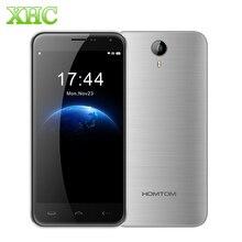 """Homtom ht3 ht3 pro 5 """"wcdma 3g lte 4g 1g/2g + 8G/16G Android 5.1 Smartphone MTK6580A Quad Core 1,3 GHz Dual SIM 3000 mAh batterie"""