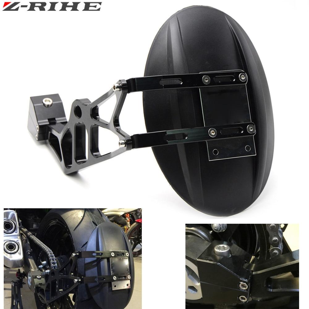 Pour Z1000 Z 1000 Z1000SX CNC accessoires de moto support de garde-boue de moto pour KAWASAKI Z1000 Z1000SX 2010-2016