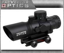 Оптики вектора Талос 4×32 Тактический Компактный Призму Область Нужным AR15 Винтовки Sig Sauer AK47 с «Шеврон». 223 4/6 Баллистической Сетки