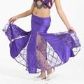 2016 Vestidos de Muchachas de La Falda de Danza Del Vientre Indio Vientre Traje de la Danza 8 Colores India Egipto Belly Dance
