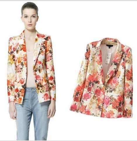 Assez veste a fleur femme,desigual femme veste ecru a fleurs suiza suiza  XC37