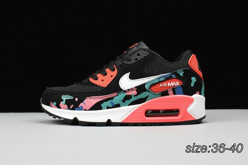 NIKE Air Max 90 de Femmes Respirant chaussures de course, femmes baskets de sport Chaussures 36-39 Nike Air Max 90 Femmes D'origine