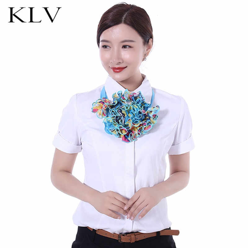 e457841e0c8 Detail Feedback Questions about Womens Floral Collar Scarf Luxury ...