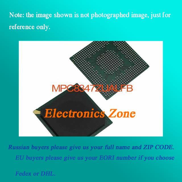 US $47 06 |MPC8347ZUALFB IC MPU PWRQUICC II 672 TBGA MPC8347ZUALFB 8347  MPC8347 MPC8347Z MPC8347ZU 8347Z-in Integrated Circuits from Electronic