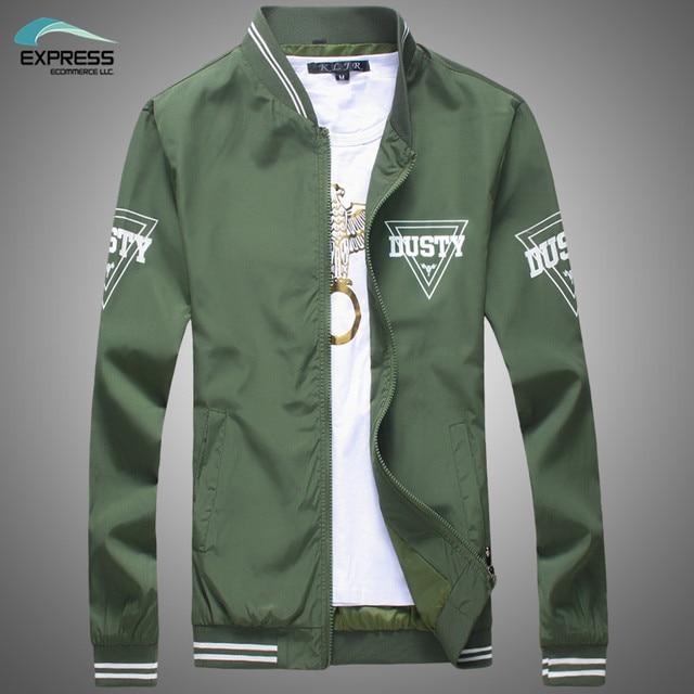 2017 autumn new men's fashion triangle striped jacket couple models jacket plus size code S-3XL Hot sale