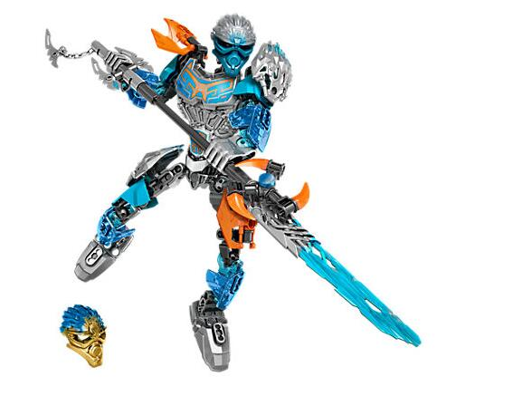 Bevle XSZ 610-3 BionicleMask of Light Bionicle Gali Uniter of Water Building Block Compatible With Bionicle 71307 a toy a dream new bionicle mask of light xsz 708 serieschildren s kopaka monster of ice bionicle building block toys
