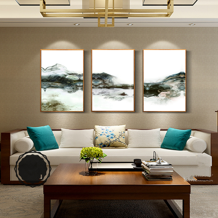 Σύγχρονη αφηρημένη ζωγραφική - Διακόσμηση σπιτιού - Φωτογραφία 5