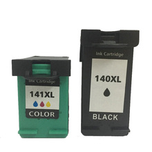 vilaxh 140 141 ink Cartridge compatible For HP 140xl 141xl Photosmart C4583 C4283 C4483 hp c5283 D5363 D4263 Printer
