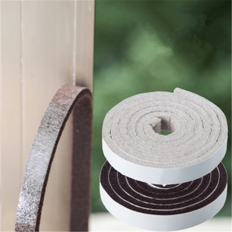 1M Soft Self adhesive Window Sealing Strip 15mmX6mm Car Door Noise Insulation Rubber Dusting Sealing Tape Window Accessories|Sealing Strips|   - AliExpress