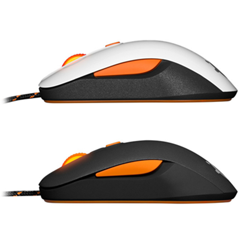 SteelSeries Kana V2 mouse Optical Gaming Mouse & mice Race Core Professional Optical Game Mouse 1