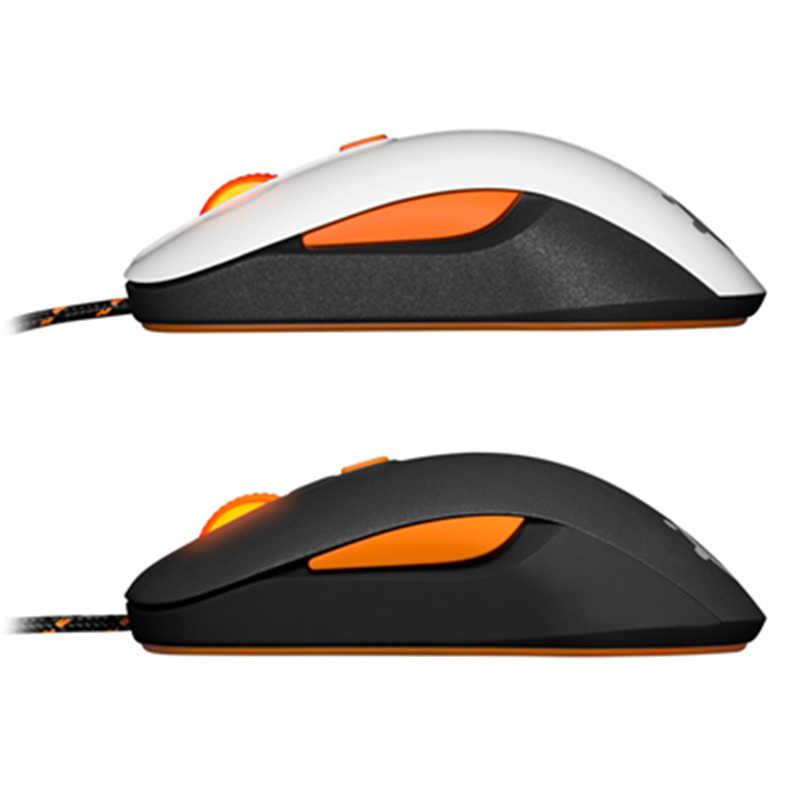Steelseries のかな V2 マウス光学式ゲーミングマウス & マウスレースコアプロ光学ゲームマウス