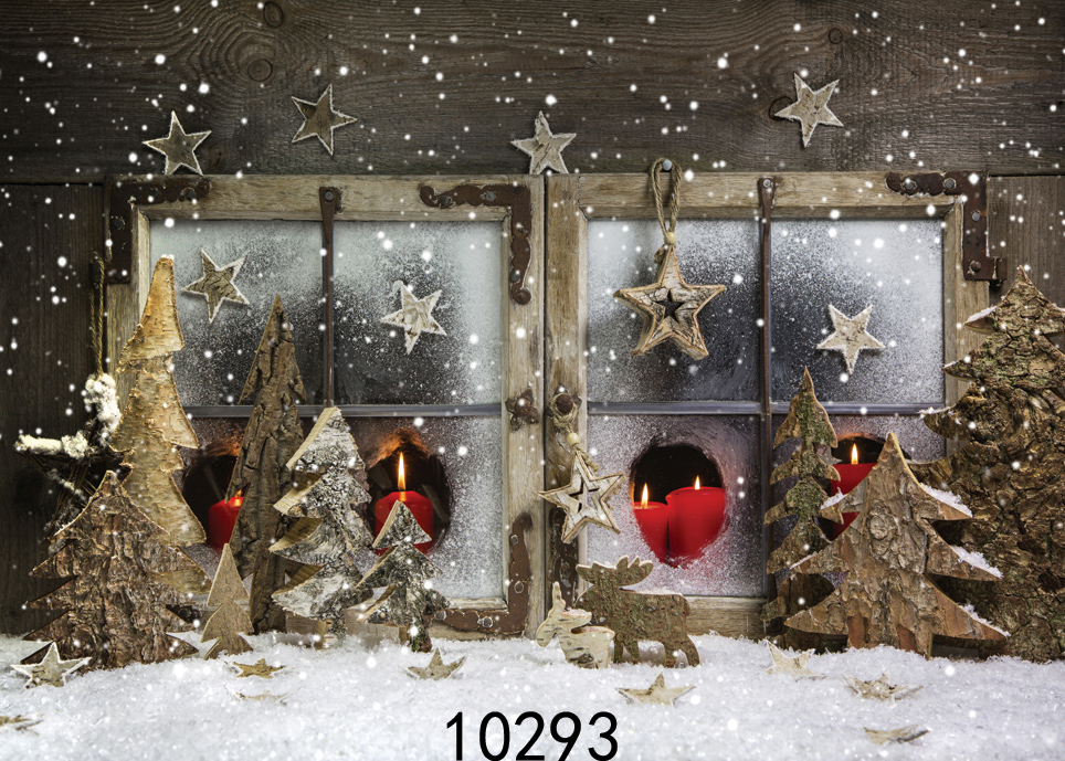 Christmas Decor Windows Snowy 7X5ft Photography Backdrops for Photo studio Backgrounds for Children Baby Party Photo Shooting siemens hb676g5s1