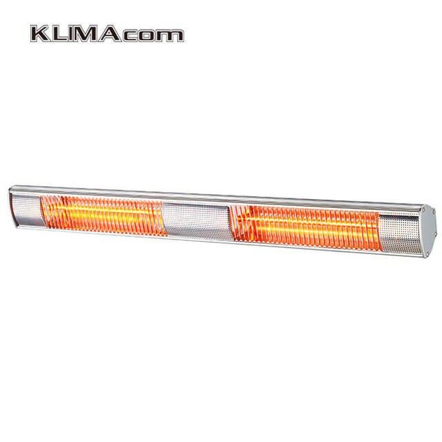 4000W Halogen Infrared Heater Outdoor Wall Mounted Patio Heater Room Indoor  Garden Heaters With 5000