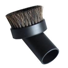 GEZICHTA щётка для пылесоса, 32 мм Пылезащитная щетка, пылезащитный инструмент, насадка для пылесоса, Круглый конский волос