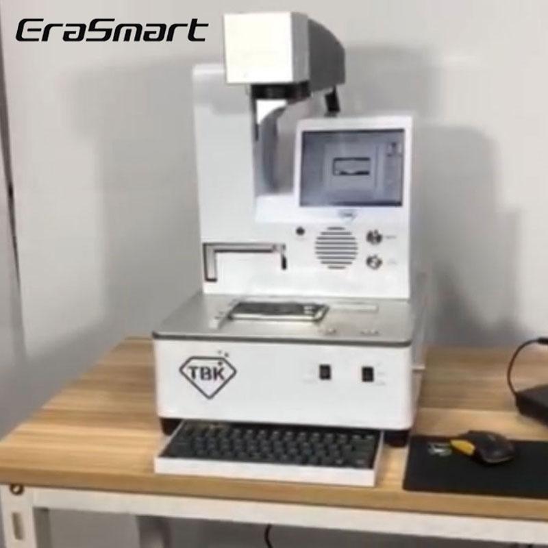 TBK Built in Computer Lcd Laser Repair Machine Lcd Separator Machine For iPhoneX XS Max 8 8+