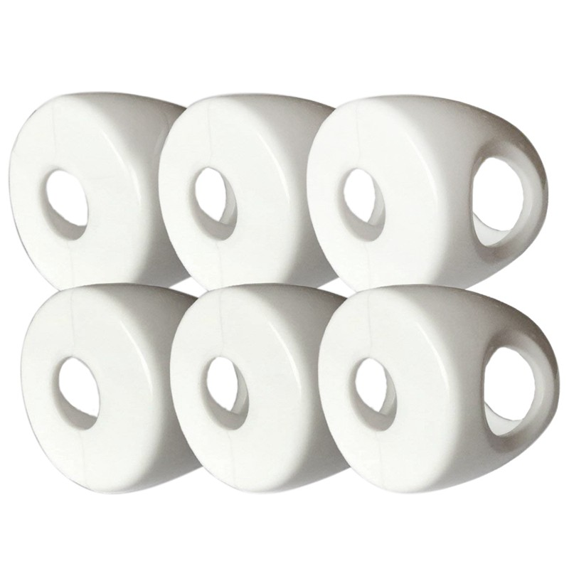 Door Knob Safety Cover For Kids (6 Pack) Child Proof Baby Proof Door Knob Safety Covers Child Safety Door Locks  Guards Cover