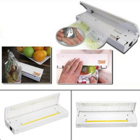 Home Portable Seal Vacuum Food Bag Sealer Packaging Machine Kitchen Tools
