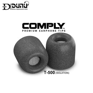 DUNU COMPLY Isolation T500 T-500 M Super Soft Memory Foam Premium Earphone Tips