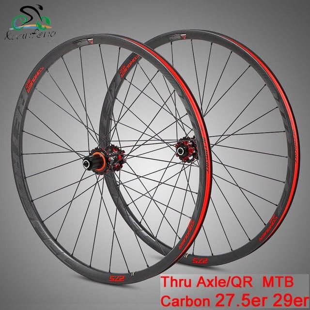 TWITTER RS M920 горные велосипеды MTB карбоновая колесная пара 27,5 29 28 диск с отверстиями тормоз 8/9/10/11 S F15 * 100 мм R12 * 142 мм бескамерных шин
