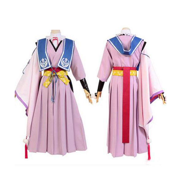 Cosplay Japanese Game Touken Ranbu Online Imanotsurugi Cos Clothes