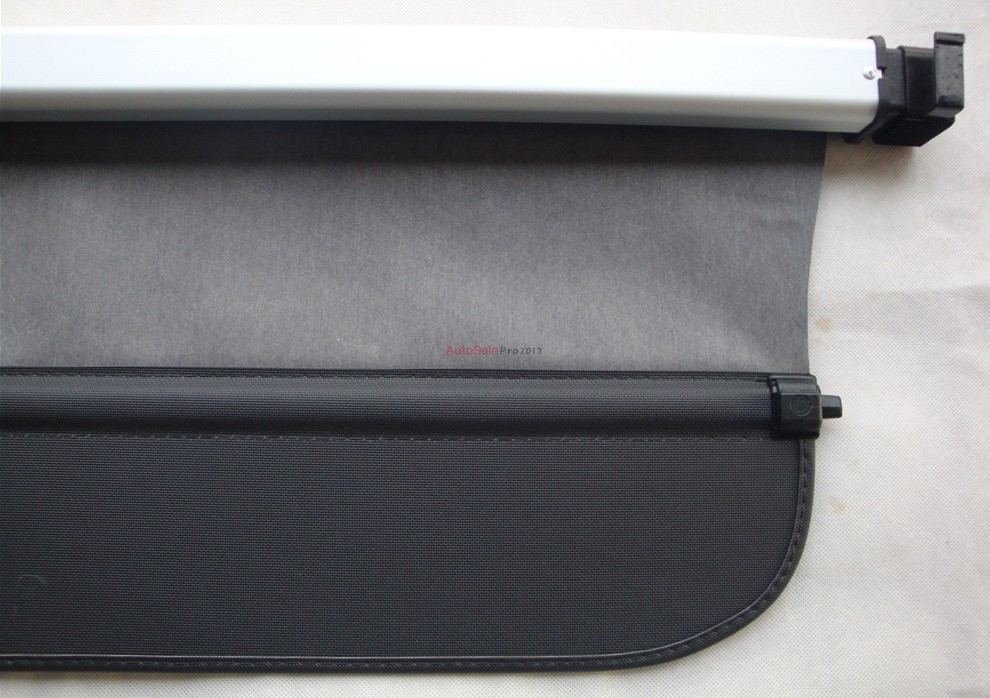 Aluminium alloy + Fabric Rear Trunk Security Shield Cargo Cover For BMW X5 E70 2008 2009 2010 2011 2012 2013 car rear trunk security shield cargo cover for mercedes benz ml class w166 ml320 ml350 ml400 2013 2017 high qualit accessories