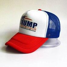 1fd31743bf1 JTVOVO Trump make america great again Cotton Adjustable Baseball Cap Unisex  Snapback Hat Outdoor Sports Hats Trucker Hat Men