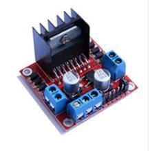 Специальные акции 5 шт./лот L298N Двигателя драйвер платы модуля L298 для Arduino шагового двигателя салона автомобиля Робот