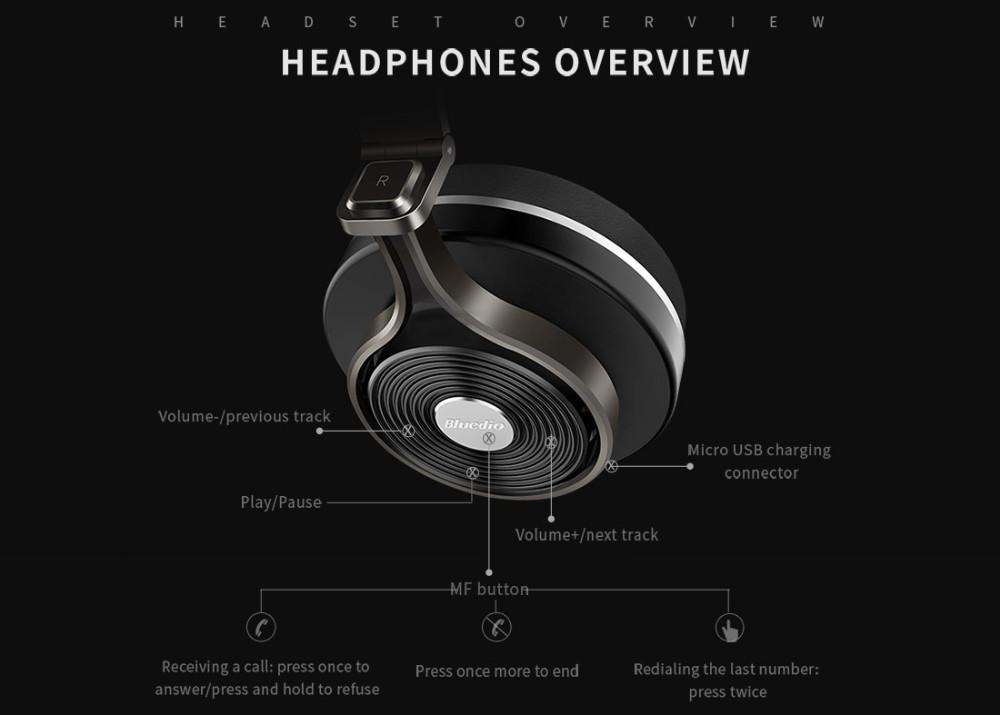 T3 wireless bluetooth bluedio słuchawki/słuchawki z bluetooth 4.1 stereo i mikrofon dla muzyki słuchawki bezprzewodowe 20