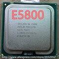 Оригинал lntel Pentium Dual-Core E5800 CPU Processor (3.2 ГГц/2 М/800 ГГц) Гнездо 775 (рабочая 100% Бесплатная Доставка)
