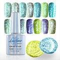 LULAA 10 ML Mujeres Esmalte de Uñas de Gel UV & LED Brillante Colorido 168 colores de Larga Duración Barniz Gel UV Color de Uñas de Manicura baratos polaco