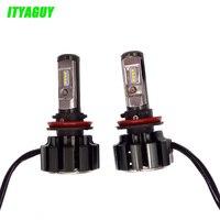 T6 LED Car LED Headlights Bulb Fog Light 6000K 12V 24V H1 H3 H7 9005 9006