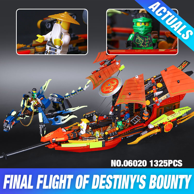 ФОТО Lepin 06020 New Bela 10402 Building Blocks Final Fight of Destiny's Bounty Kid Bricks Toys Compatible with funny boy gift