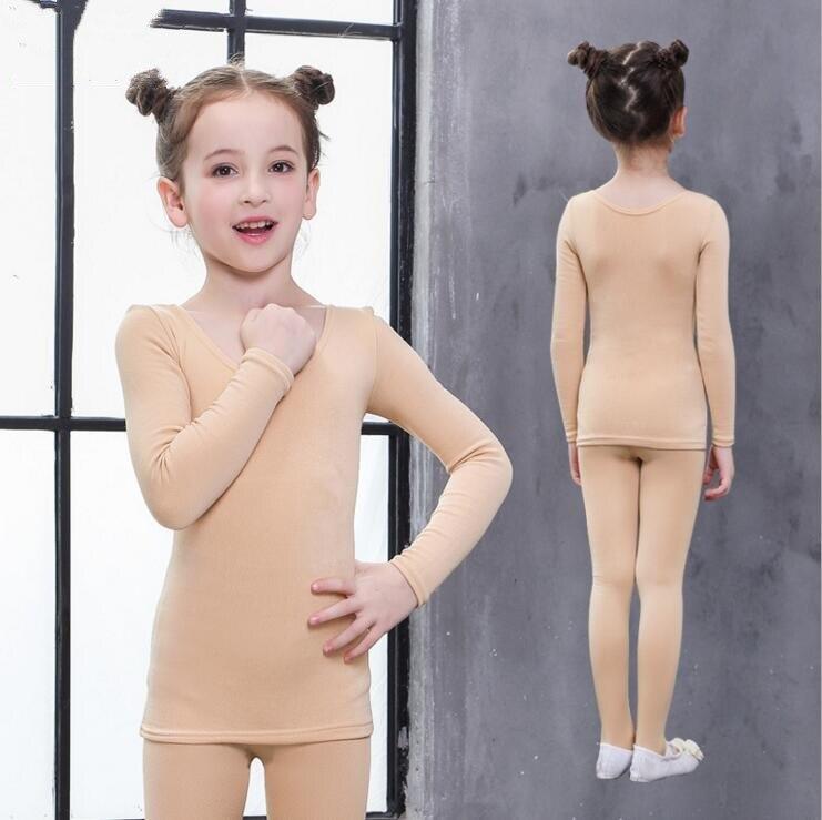 Ausdrucksvoll Reine Frühjahr Engen Thermischen Set Baumwolle Kinder Lange Unterhosen Mädchen Thermo-unterwäsche Ku-1521 Kaufe Eins, Bekomme Eins Gratis