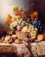 The Water on the Table Fruit Basket. Needlework,Embroidery,DIY DMC 14CT Unprinted Arts Cross stitch kits Cross Stitching Decor