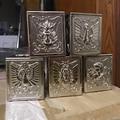5 teile/satz bronze Saint Seiya Mythos Tuch Pandora Box die fünf bronze sanits seiya Shiryu Hyoga Ikki Shun|Action & Spielfiguren|Spielzeug und Hobbys -