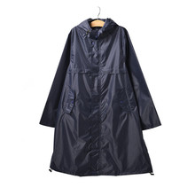 Long Thin Raincoat Women Men Waterproof hood Light  Rain Coat Ponchos Jackets cloak Female Chubasqueros