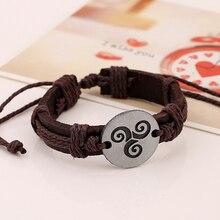 Teen Wolf Triskele Unisex Bracelet