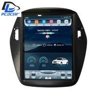 32G ROM вертикальный экран android gps Мультимедиа Видео Радио в тире для hyundai IX35 2011 2016 года автомобиль navigaton стерео