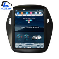 32G ROM Vertical screen android gps multimedia video radio player in dash for hyundai IX35 2011 2016 years car navigaton stereo