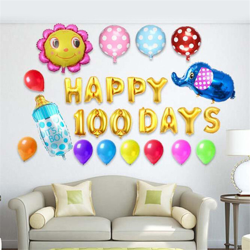 Funky Balloons Wall Decorations Adornment - Wall Art Design ...