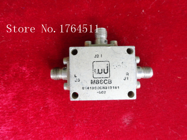 [BELLA] M/A-COM/WJ M88CB RF/LO:2-18GHZ RF RF Coaxial High Frequency Mixer